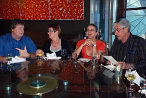 2009 Branch Chairs Dinner